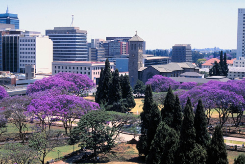 Cheap Flights To Harare Zimbabwe